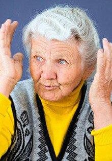 Почему у пожилых людей возникают галлюцинации и что с этим делать