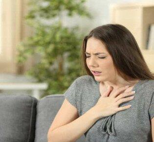 5 простых действий при появлении приступа удушья