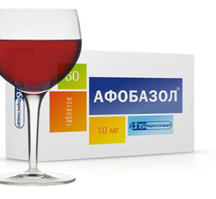 Что будет если выпить спиртное после приёма Афобазола?