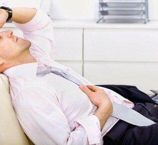 Как справиться с тошнотой при стрессе?