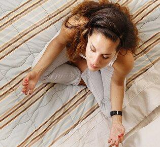 Эффективные упражнения от бессонницы и напряжения