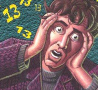Почему возникает боязнь числа 13 и как ее преодолеть
