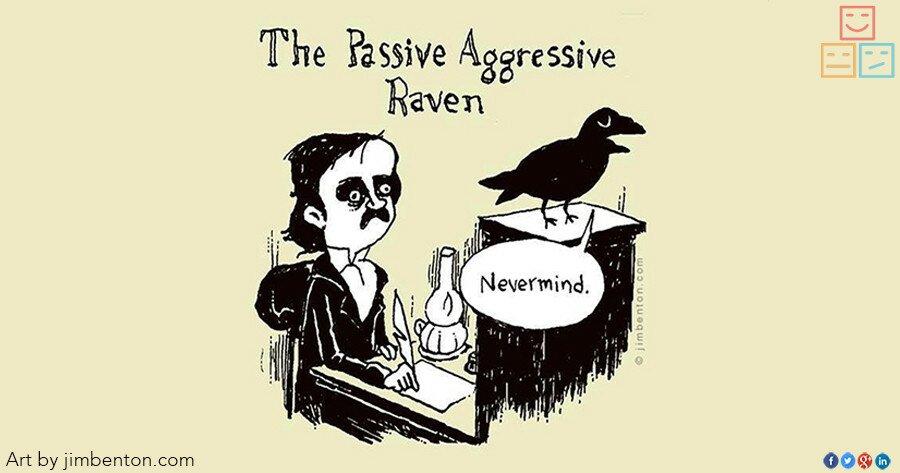 passive agressive